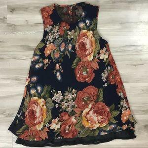 VTG Flirty Slip Dress